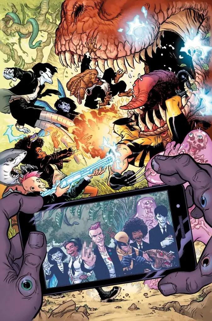 X-Men news: Jonathan Hickman reveals Ramon Perez to replace Ben Oliver on 'Giant-Size X-Men: Magneto'