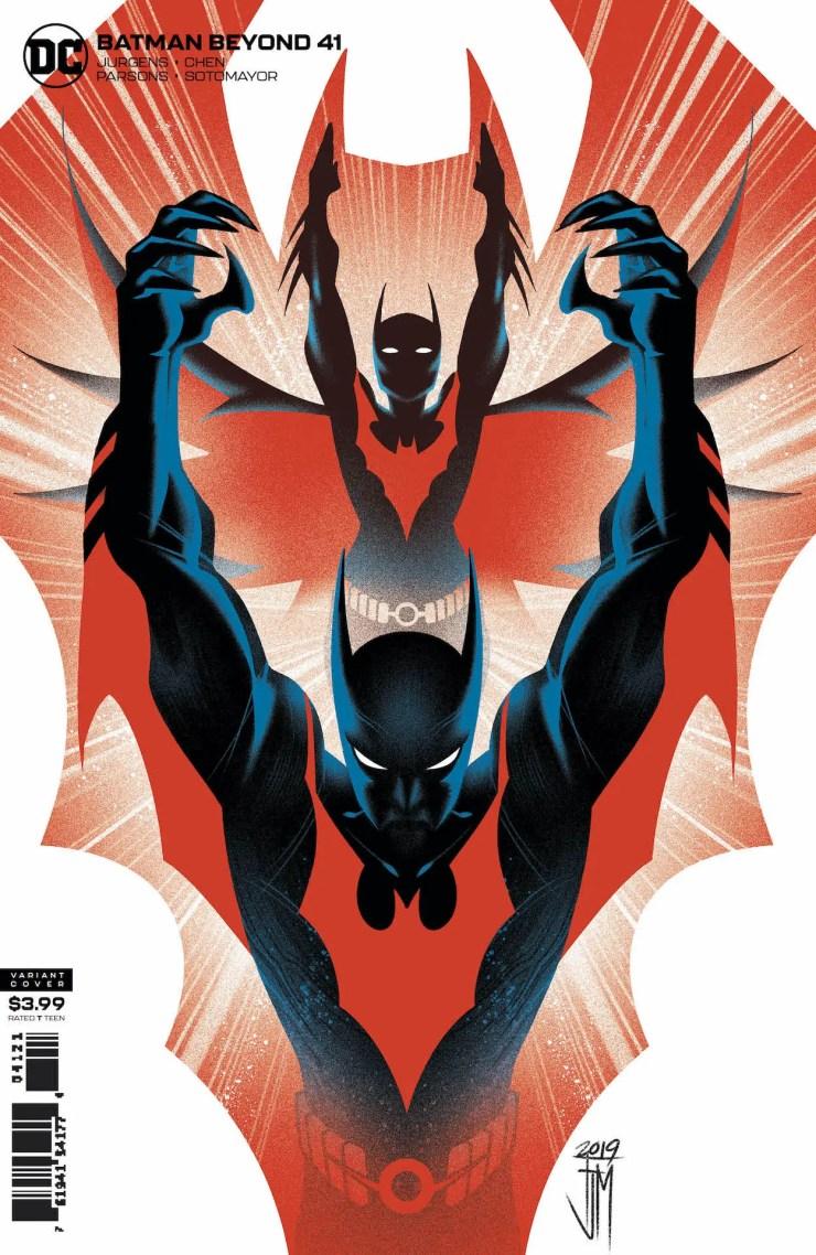 DC Preview: Batman Beyond #41