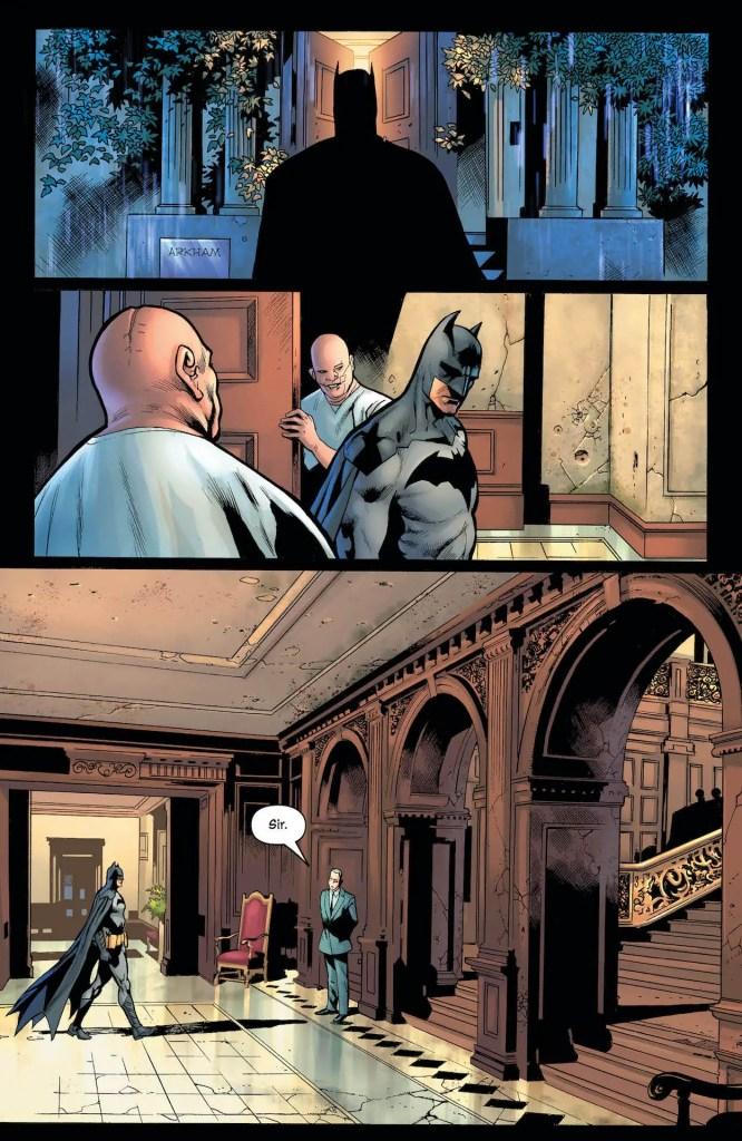 DC Preview: The Batman's Grave #5