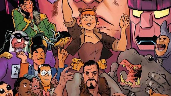 The Unbeatable Squirrel Girl Vol. 12: To All The Squirrels I've Loved Before Review