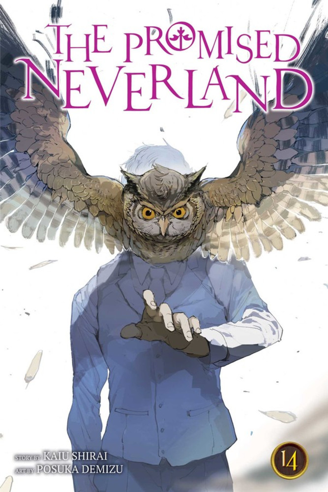 The Promised Neverland Vol. 14 Review