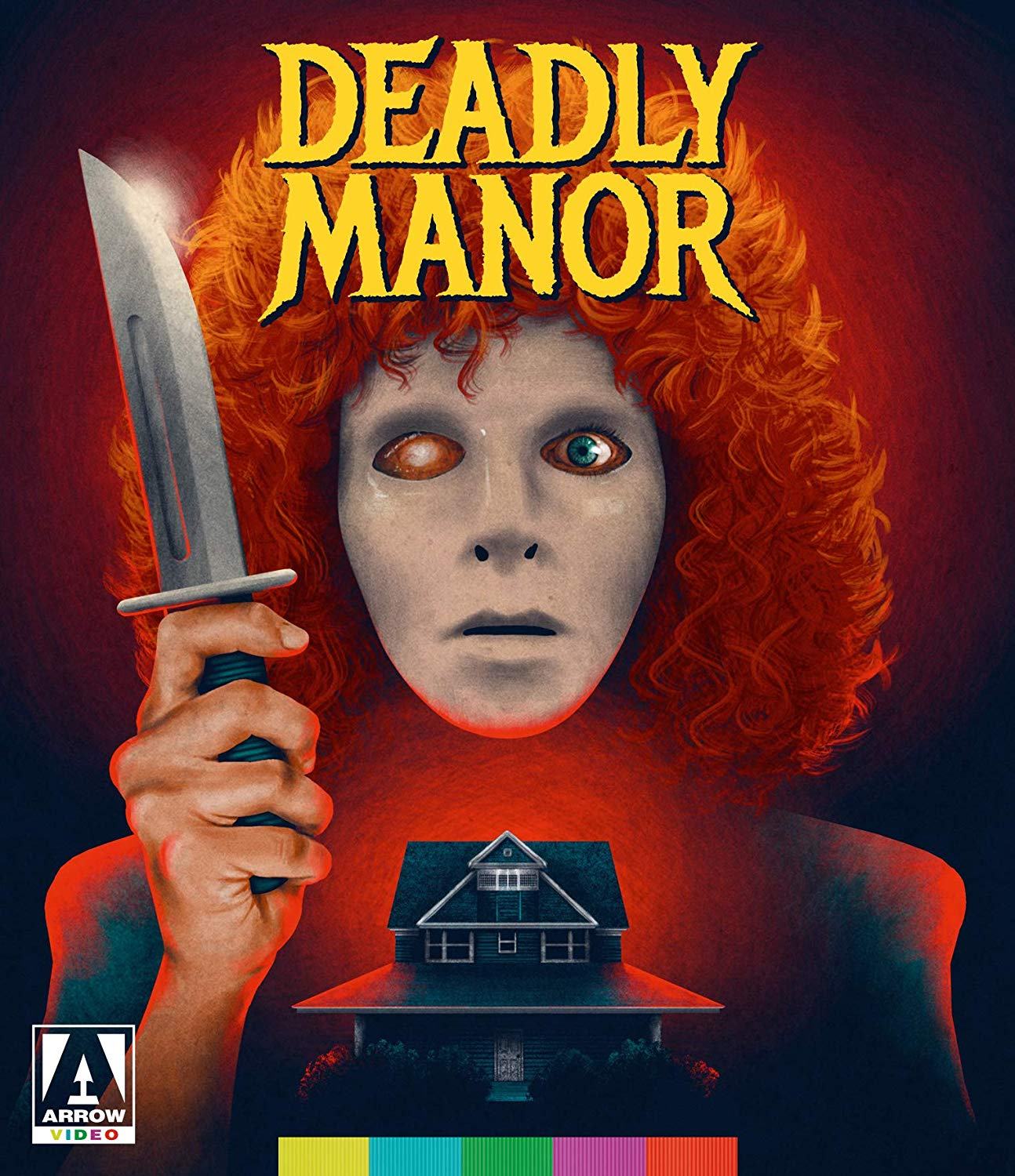 Deadly Manor Blu-ray review