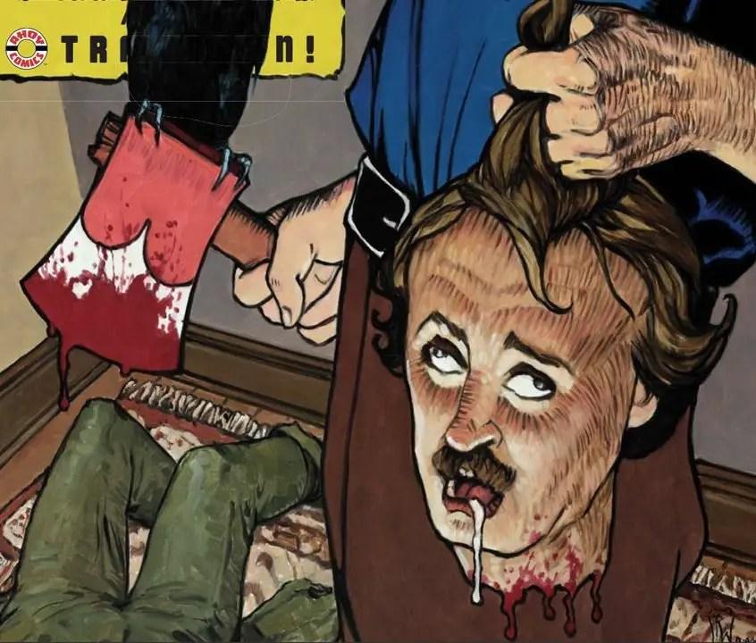 Edgar Allan Poe's Snifter of Terror: Season 2 #5 Review