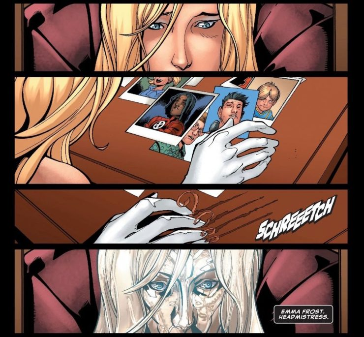 The Flawless Professor - A look at Emma Frost, the educator