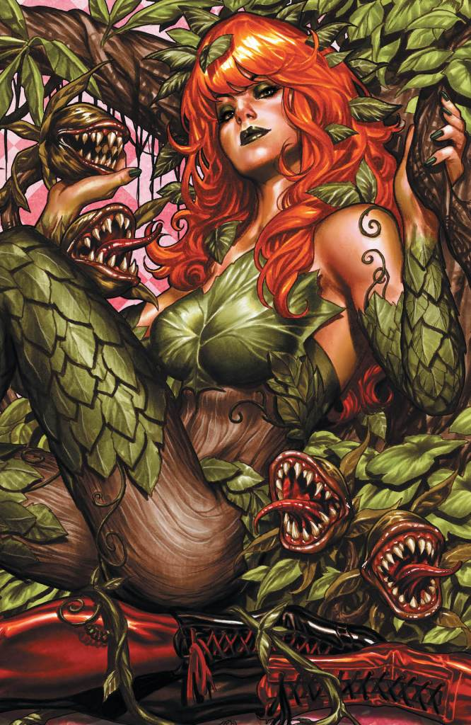 DC Preview: Harley Quinn & Poison Ivy (2019-) #6