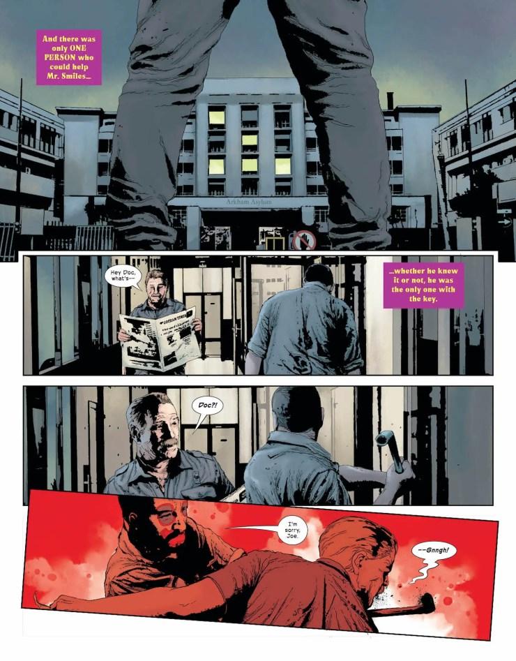 DC Preview: Joker: Killer Smile #3