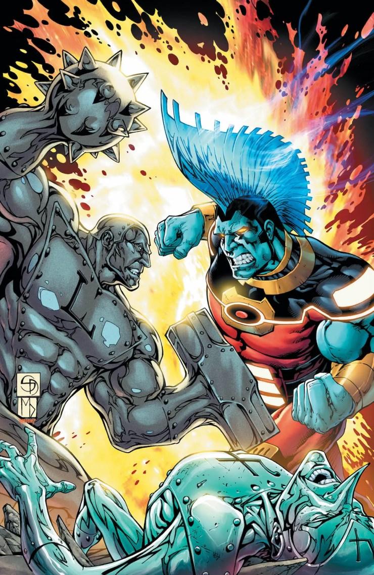 DC Preview: Metal Men #5