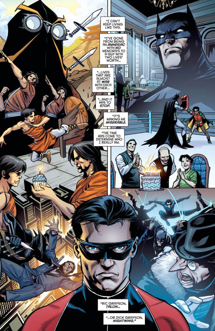 DC Preview: Nightwing #69