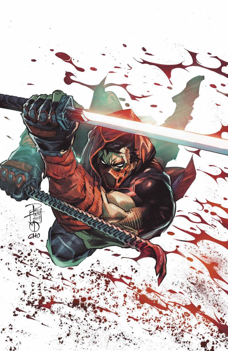 DC Preview: Red Hood and the Outlaws #43
