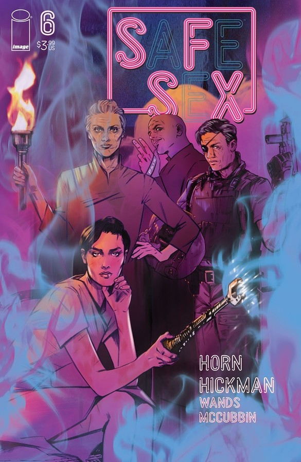 'SFSX (Safe Sex)' #6 review: So much action, not enough substance