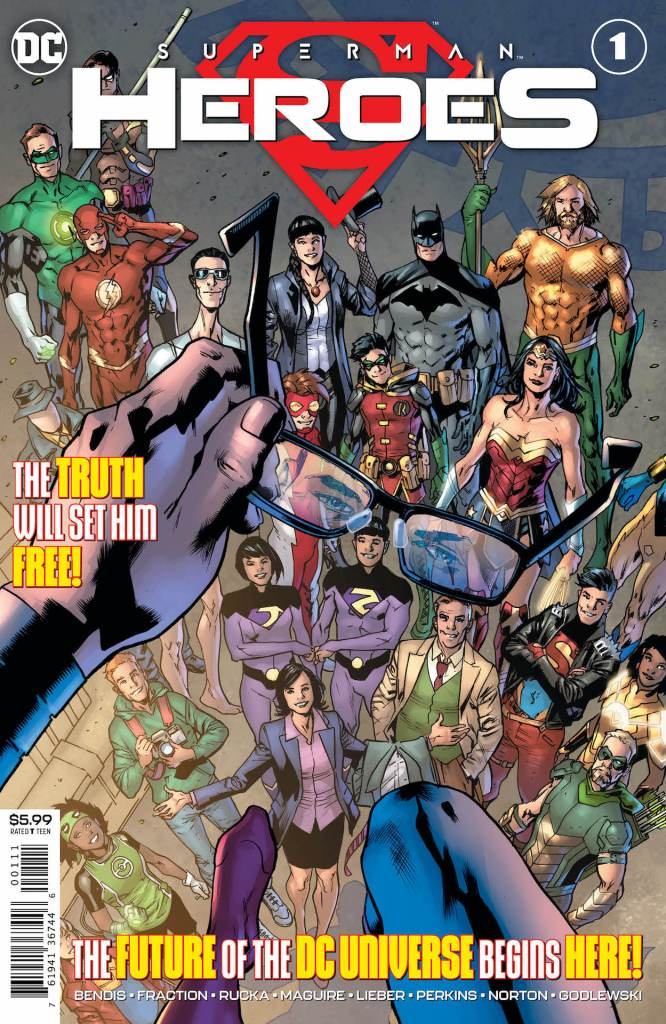 DC Preview: Superman: Heroes #1