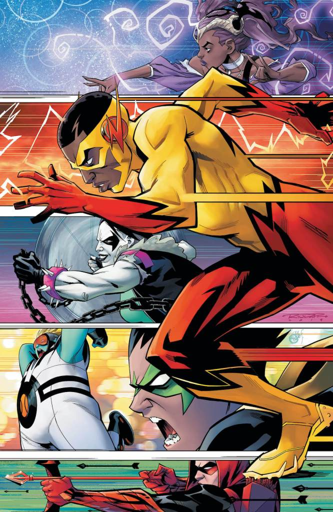 DC Preview: Teen Titans (2016-) #39