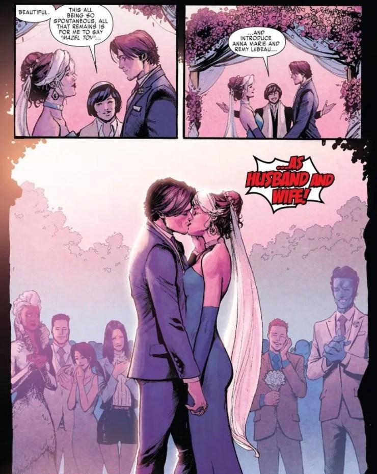 X-Men Monday #47 - Rogue and Gambit