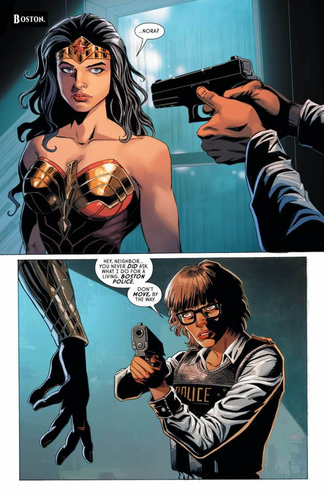 DC Preview: Wonder Woman #751