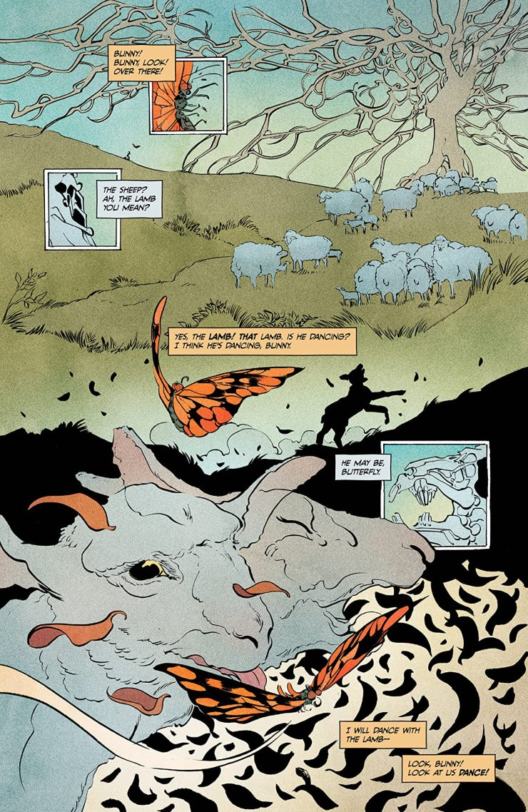 'Pretty Deadly Vol. 3: The Rat' Review