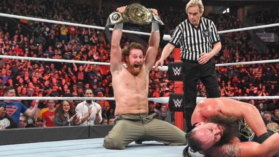 Sami Zayn's Road to WrestleMania