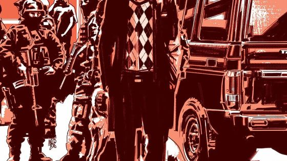 WYRD Vol. 1 Review: Supernatural Espionage