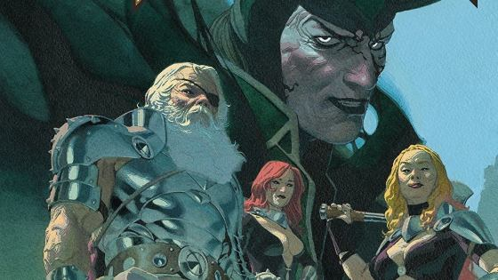 King Thor TPB Review