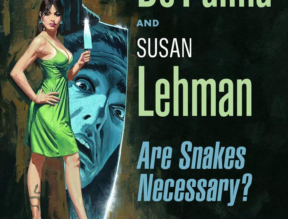 'Are Snakes Necessary?' Book Review