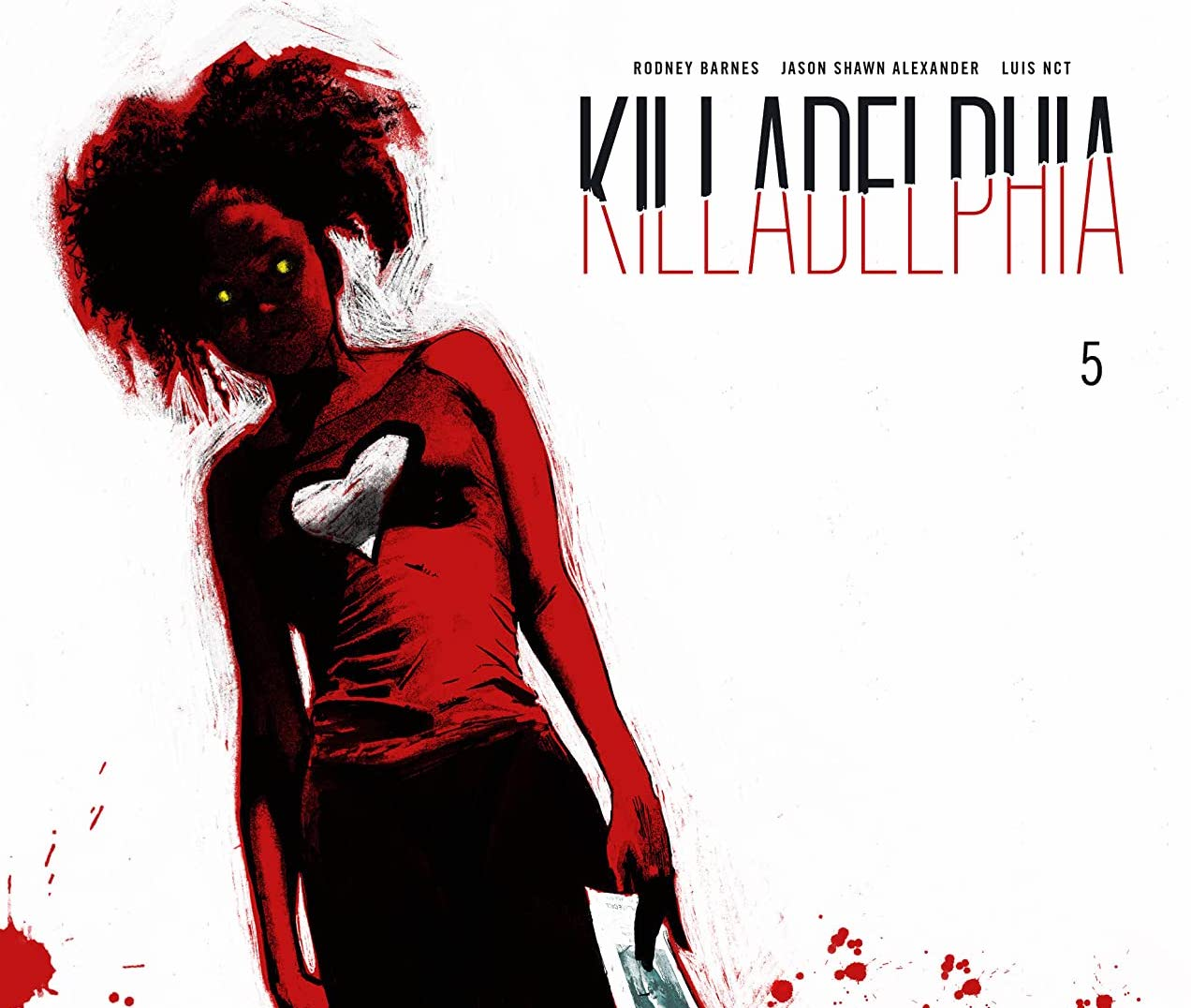 'Killadelphia' #5 review: The comics version of a exceptional bottle episode