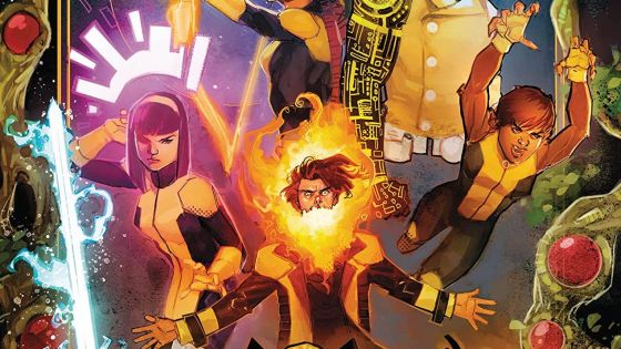 New Mutants by Jonathan Hickman Vol. 1 Review