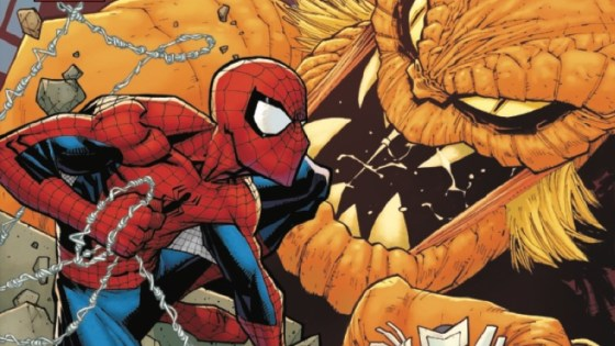 Spidey and Boomerang are in trouble in a VERY BIG WAY.