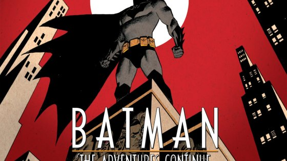 Paul Dini and Alan Burnett return to the world of the DCAU with legendary Batman artist Ty Templeton!