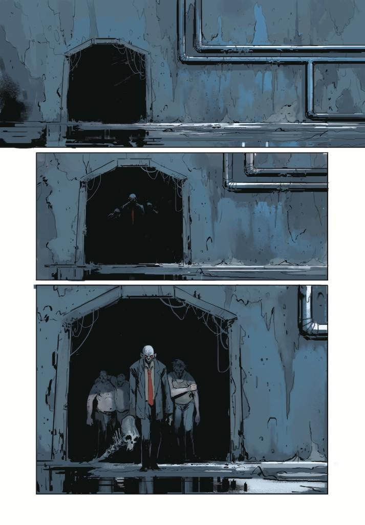 EXCLUSIVE Dark Horse Preview: Criminal Macabre: The Big Bleed Out #4