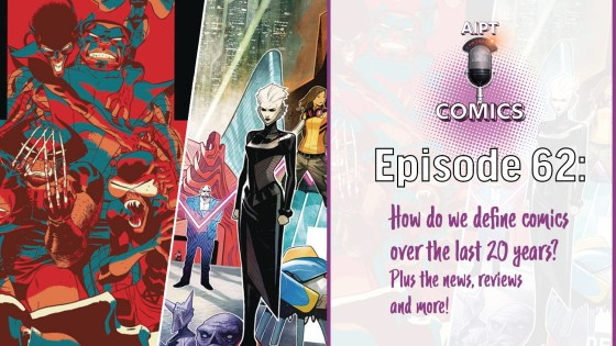 We wrap up C2E2 news, talk ECCC cancellations, and deep dive into creator opinions on the last 20 years of comics.