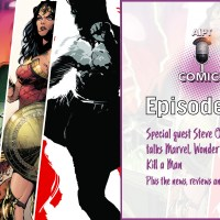 AIPT Comics Podcast Episode 65: Steve Orlando on Marvel's Darkhold, AfterShock's Kill A Man, and LGBTQ representation