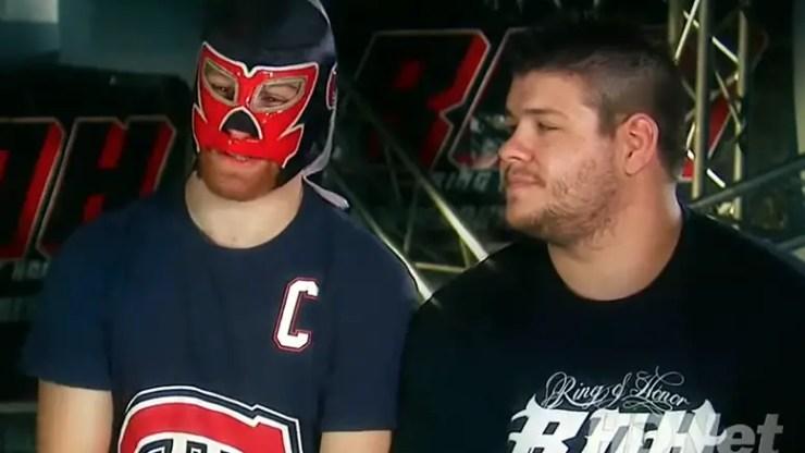 Sami Zayn's Road to WrestleMania