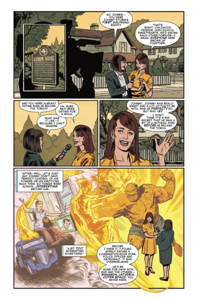 Marvel Preview: Marvels Snapshots: Fantastic Four #1