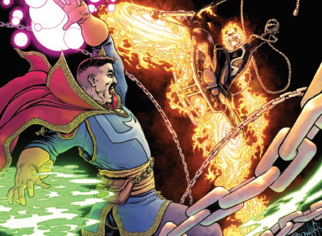 Ghost Rider #6 review: The Doctor is in and the Devil is let out