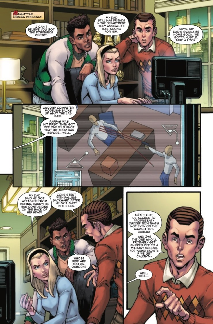 Marvel Preview: Gwen Stacy #2