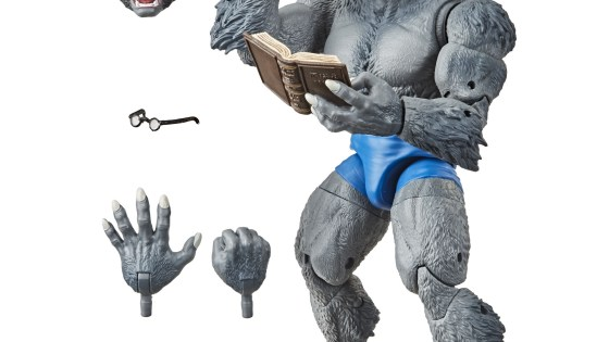 Marvel Legends Gray Beast surprise reveal