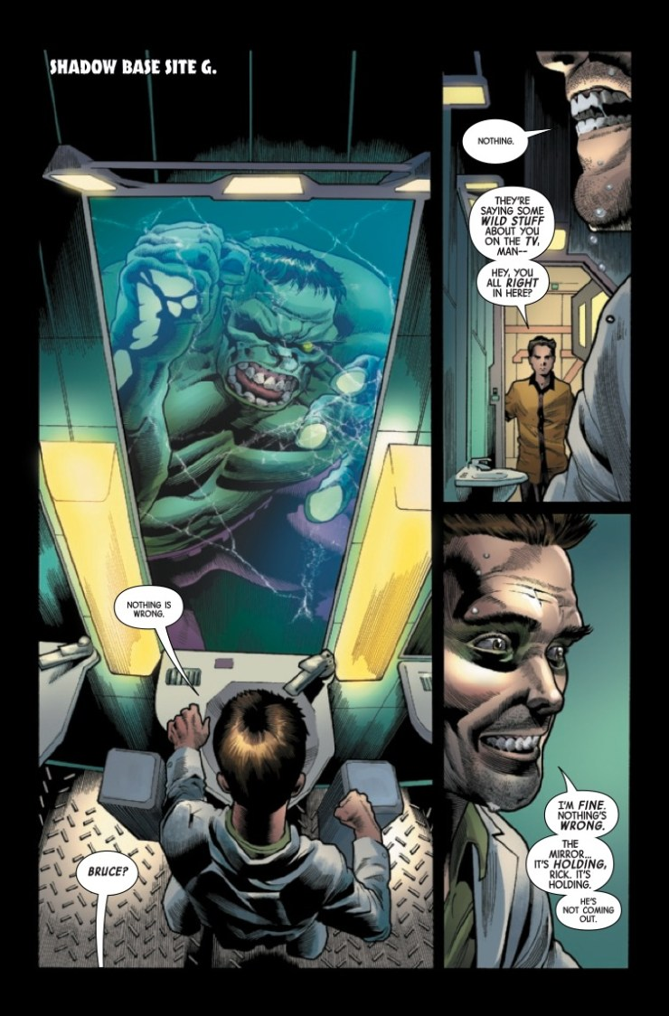 Marvel Preview: Immortal Hulk #32