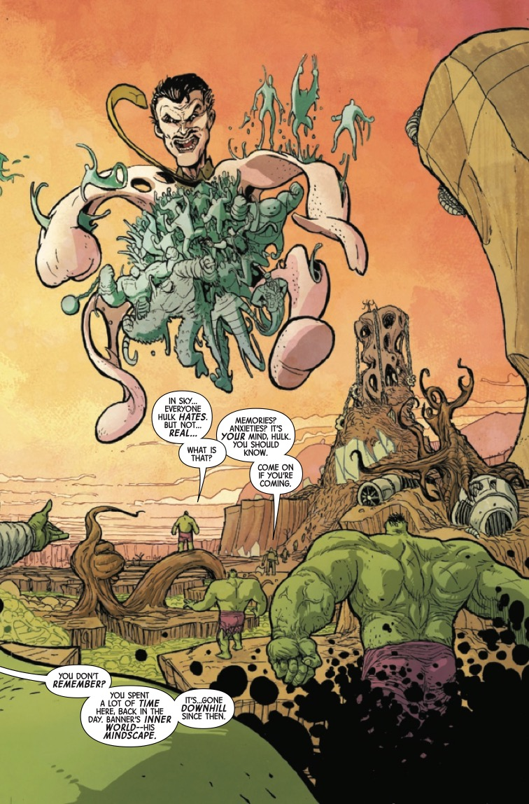 Immortal Hulk #33 review: reaching #750 with style