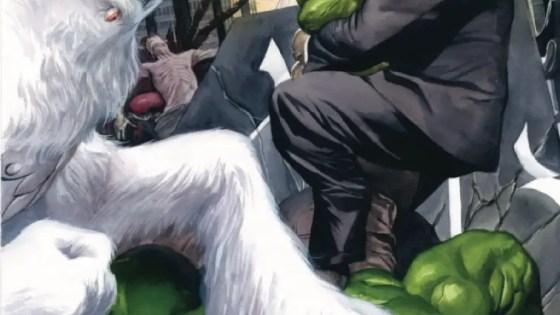 Marvel Preview: Immortal Hulk #33