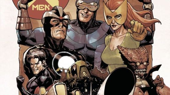 The X-Men are going to space, fighting Brood, and taking this to the stars in the latest issue of X-Men. The threat of the Brood was made clear last issue(with plenty of alien butt-kicking to boot), and it appears the main mutant team is taking the fight away from Earth. Jonathan Hickman and Leinil Francis Yu wrap up a two-part story utilizing one of the most iconic X-Men villains ever.