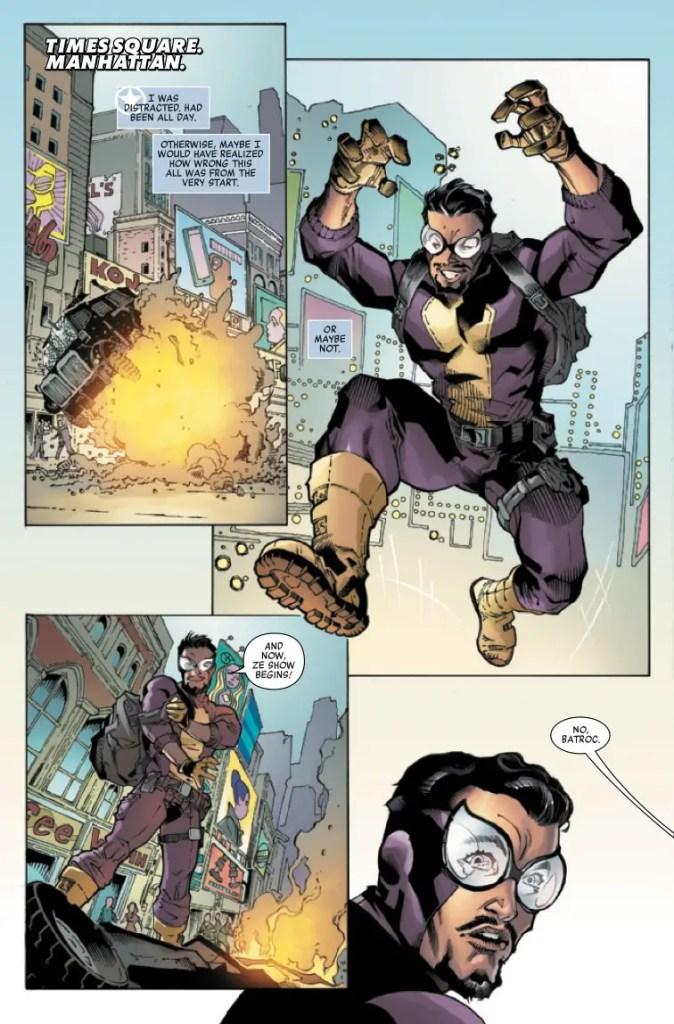 Marvel Preview: Avengers: Captain America #1