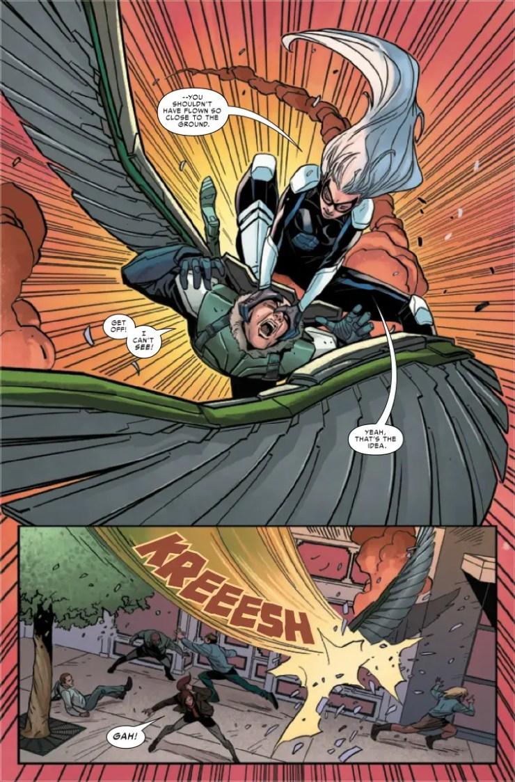 Marvel Preview: Marvel's Spider-Man: The Black Cat Strikes #3