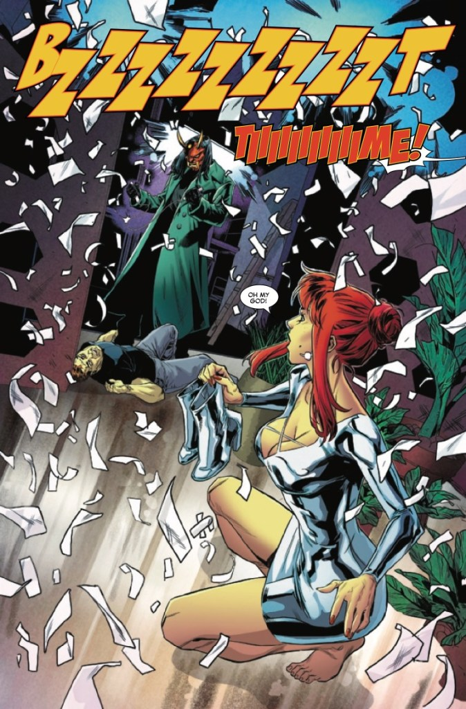 Marvel Preview: The Amazing Mary Jane #6