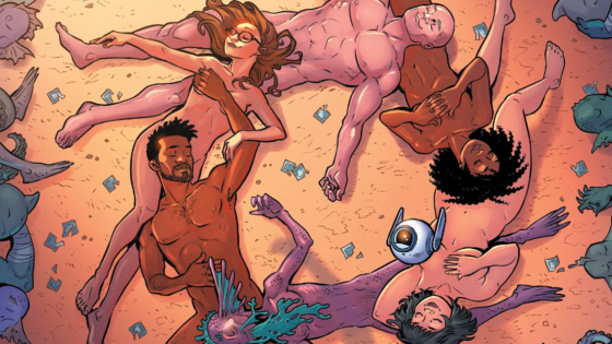 This series has been perfection so far, and this issue is no exception.