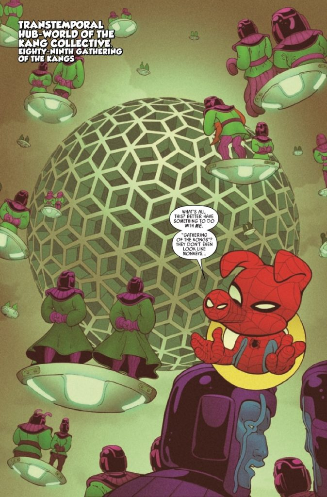 Marvel Preview: Spider-Ham #4