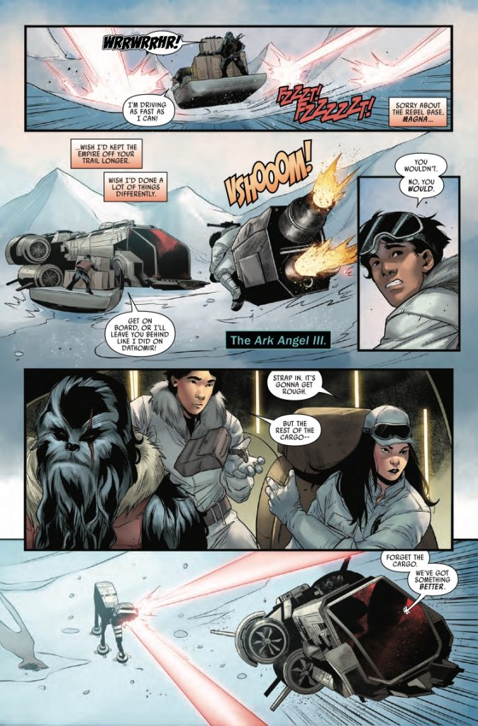 NEW CREW, NEW MISSION! Doctor Aphra is back!