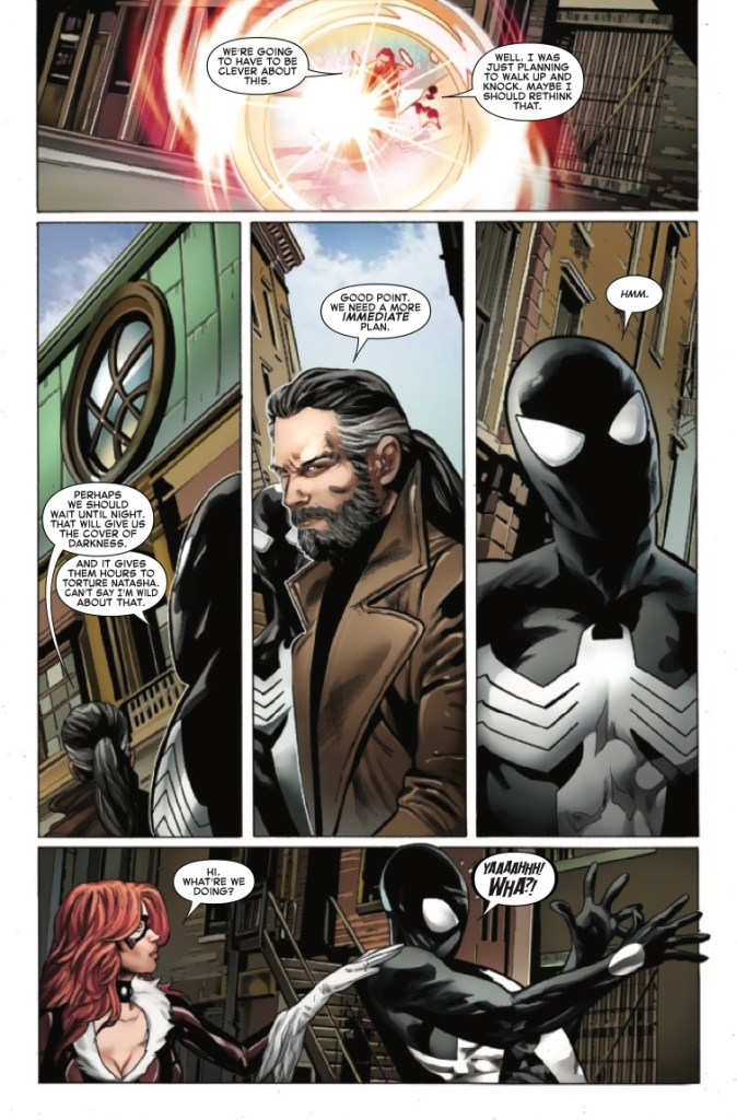 Marvel Preview: Symbiote Spider-Man: Alien Reality #4