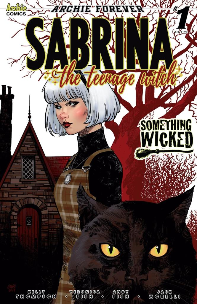 Archie Comics Preview: Sabrina: Something Wicked #1