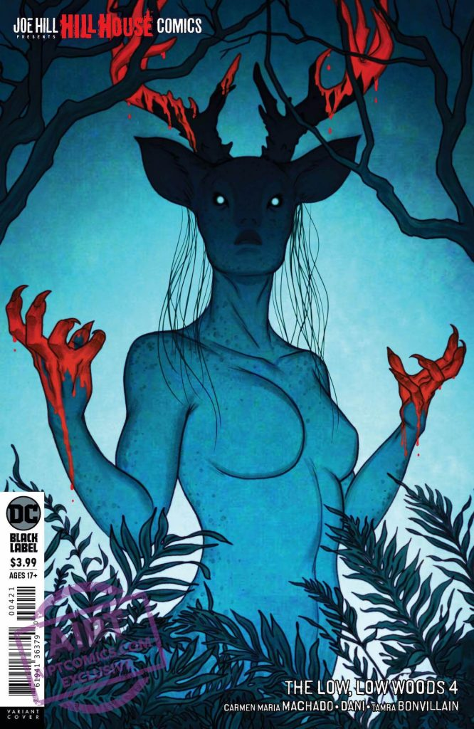 EXCLUSIVE DC Preview: The Low, Low Woods #4