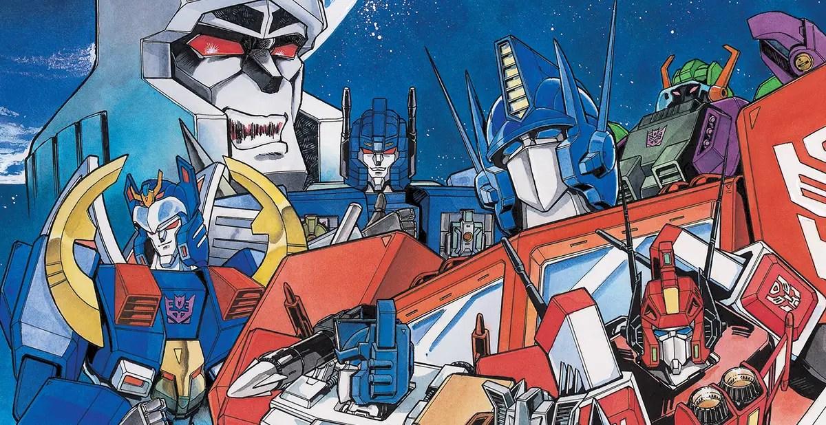 Transformers: The Manga Vol. 1 Review