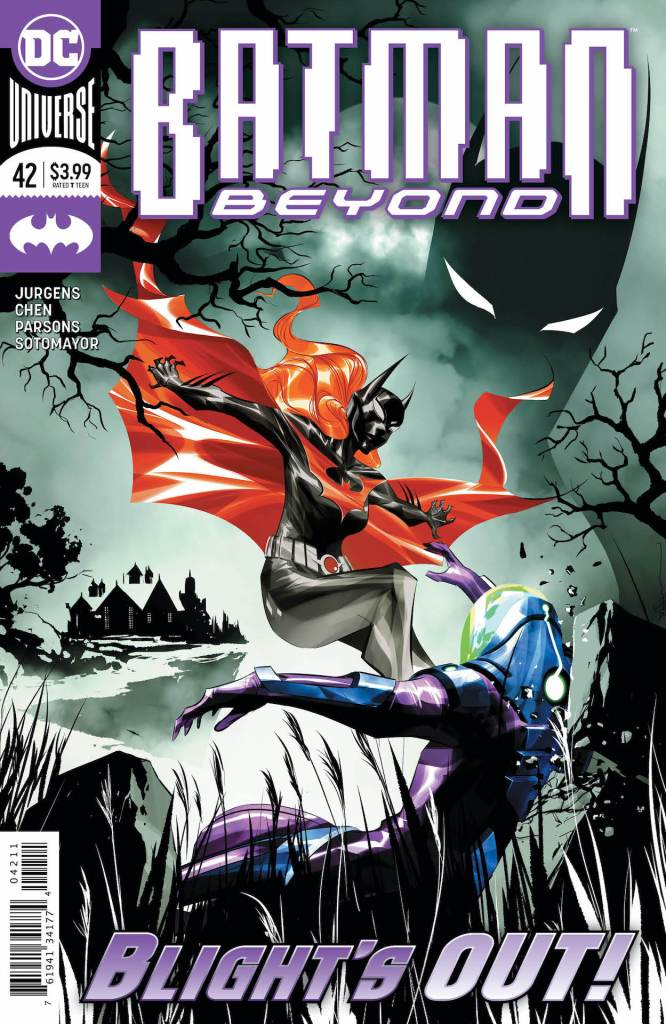 DC Preview: Batman Beyond #42